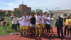 Universitatea de Vest, campioană națională universitară