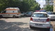 Motociclist rănit într-un accident rutier în Complexul Studențesc