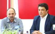 Ion Ardeal Ieremia și Valer Daniel Breaz, ministrul Culturii și Identității Naționale