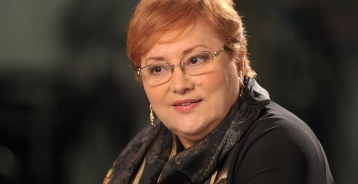 Renate Weber a devenit Avocatul Poporului
