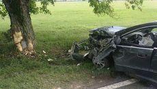 Accident rutier pe drumul dintre Timișoara și Buziaș