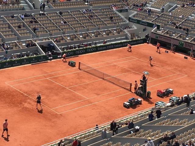 Simona Halep - Amanda Anisimova, Roland Garros