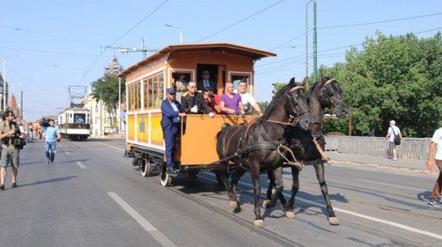 Timişoara sărbătoreşte 150 de ani de transport public