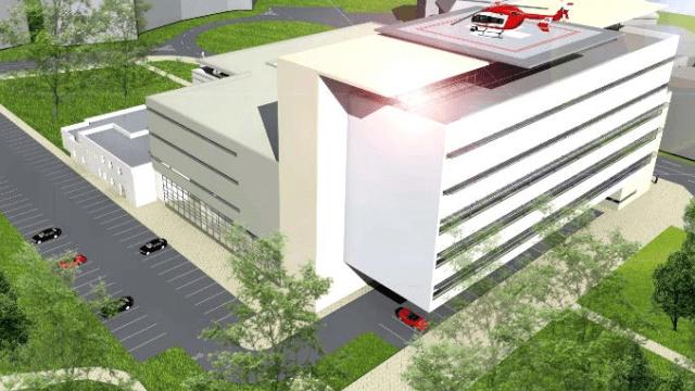 macheta spital municipal