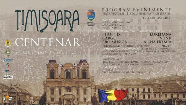 Timișoara la Centenar