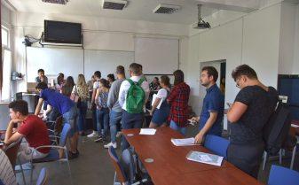 Universitatea Politehnica Timișoara, la mare căutare printre absolvenții de liceu