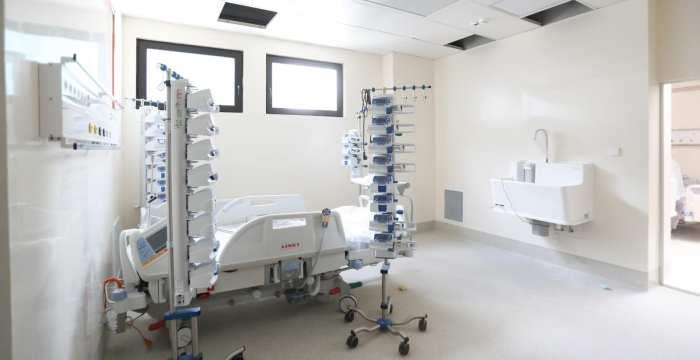 Secția de Mari Arși de la Spitalul Județean Timișoara este aproape de finalizare