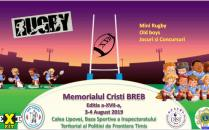 Rugby în amintirea lui Cristi Breb