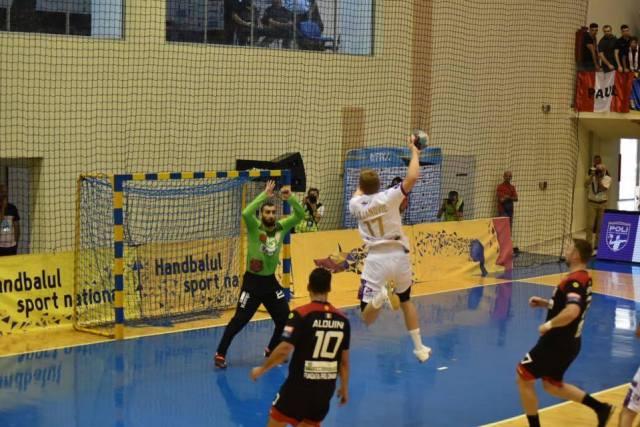 SCM Politehnica Timișoara, finala cu Dinamo