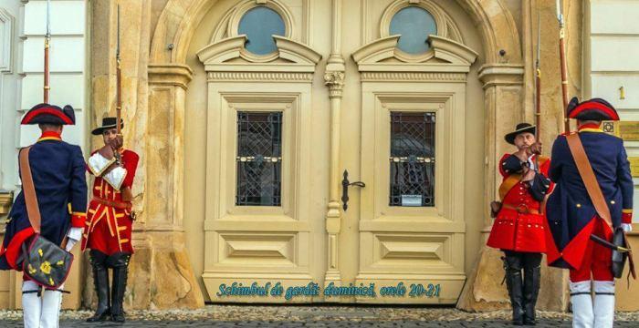 Schimb de gardă la Timișoara