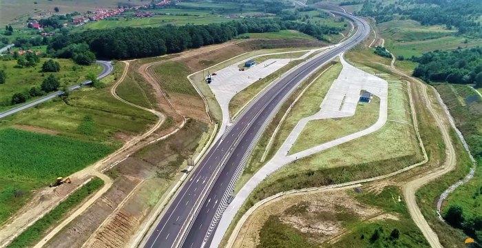Spaniolii care au construit lotul 3 din autostrada Lugoj – Deva acuză CNAIR de ameninţări
