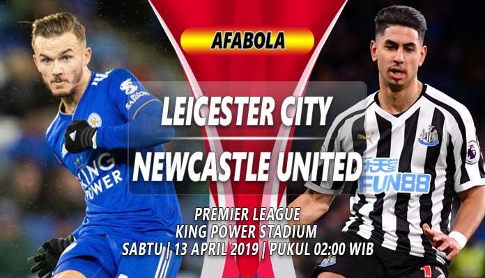 Prediksi Leicester vs Newcastle
