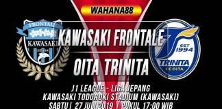 Prediksi Kawasaki Frontale vs Oita Trinita