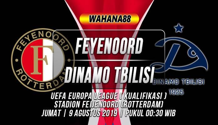 Prediksi Feyenoord vs Dinamo Tbilisi