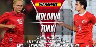 Prediksi Moldova vs Turki