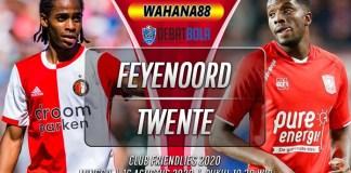 Prediksi Feyenoord vs Twente 16 Agustus 2020