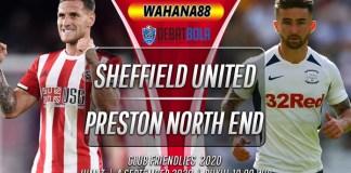 Prediksi Sheffield United vs Preston North End 4 September 2020