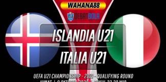 Prediksi Islandia U21 vs Italia U21 9 Oktober 2020