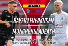 Prediksi Bayer Leverkusen vs Monchengladbach 9 November 2020
