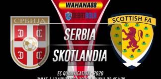 Prediksi Serbia vs Skotlandia 13 November 2020
