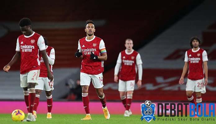 Arsenal Semakin Dilanda Konflik Ruang Ganti