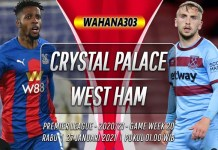 Prediksi Crystal Palace vs West Ham 27 Januari 2021