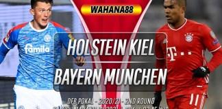 Prediksi Holstein Kiel vs Bayern Munchen 14 Januari 2021