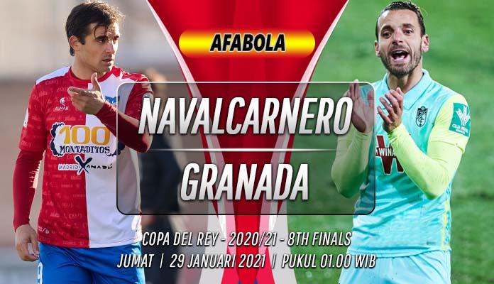 Prediksi Navalcarnero vs Granada 29 Januari 2021
