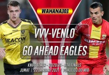 Prediksi VVV Venlo vs Go Ahead Eagles 22 Januari 2021