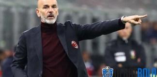 Pioli Anggap Milan Tak Bekerja Saat Kalah dari Spezia