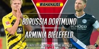 Prediksi Borussia Dortmund vs Arminia Bielefeld 27 Februari 2021