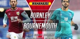 Prediksi Burnley vs Bournemouth 10 Februari 2021
