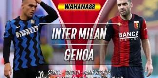 Prediksi Inter Milan vs Genoa 28 Februari 2021