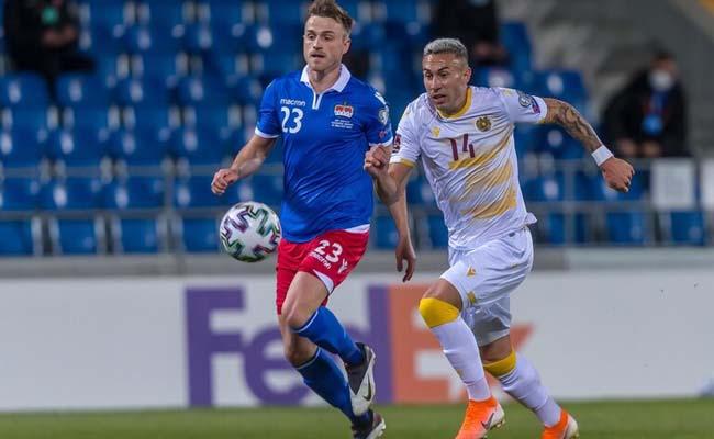 Prediksi Liechtenstein vs Islandia 1 April 2021