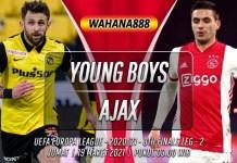 Prediksi Young Boys vs Ajax 19 Maret 2021