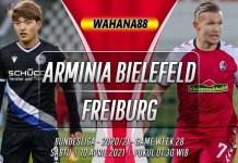 Prediksi Arminia Bielefeld vs Freiburg 10 April 2021
