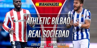 Prediksi Athletic Bilbao vs Real Sociedad 4 April 2021