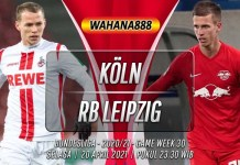Prediksi Köln vs RB Leipzig 20 April 2021
