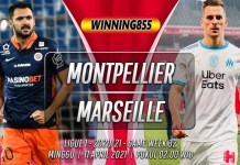 Prediksi Montpellier vs Marseille 11 April 2021