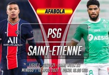 Prediksi PSG vs Saint-Etienne 18 April 2021