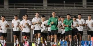 Tanpa Shin Tae-yong, Timnas Indonesia Jalani Latihan Perdana