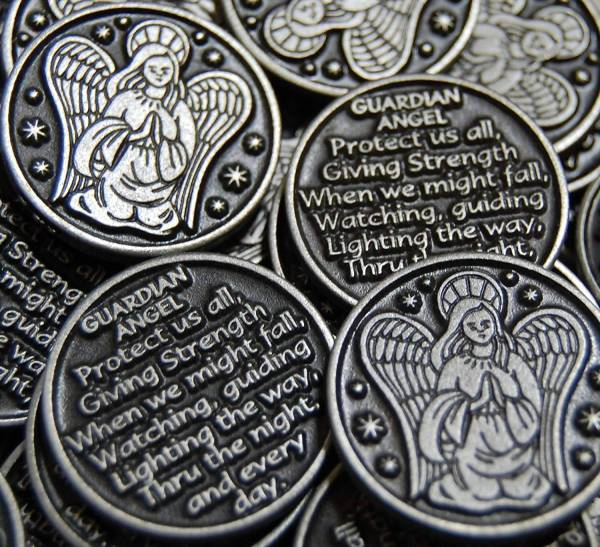 moneda receurdos de bautizo