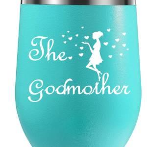 vaso de vino madrina