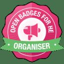 Organiser Badge April 2016