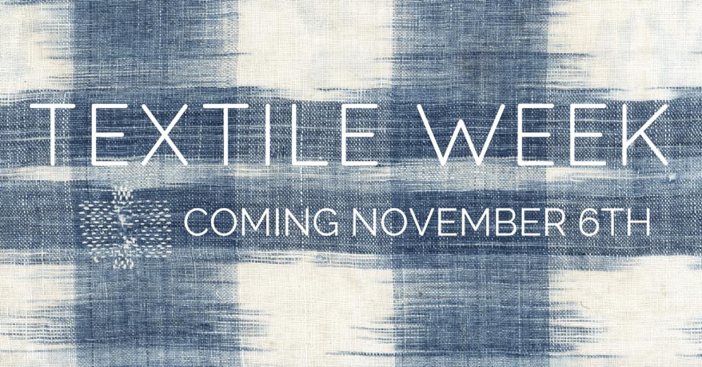 TEXTILE WEEK