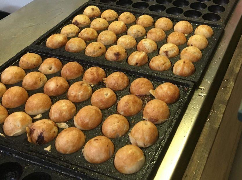 Gulis - Sarona Market - Doughnut balls