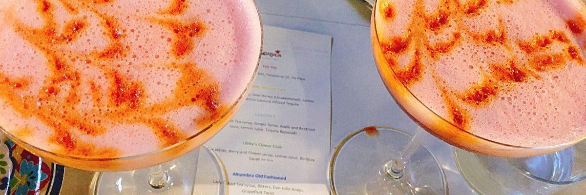 Andalucia - Kosher - Jerusalem - Cocktails