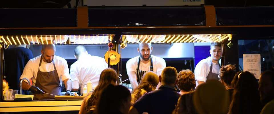 Jacko's Street Auto Ochel Food Truck Jerusalem Kosher