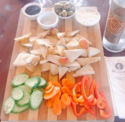 Alexander Winery - North Israel - Cheese Platter
