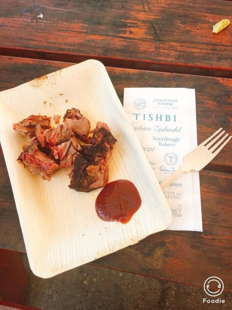 Tishbi Winery Smoked Meat